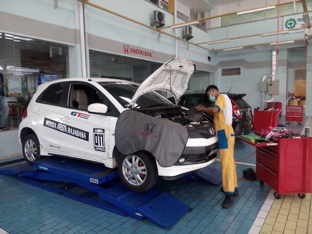 Di Support Penuh Oleh Honda ARISTA Lampung