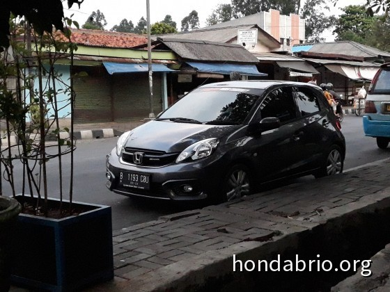 Honda Brio Satya CVT