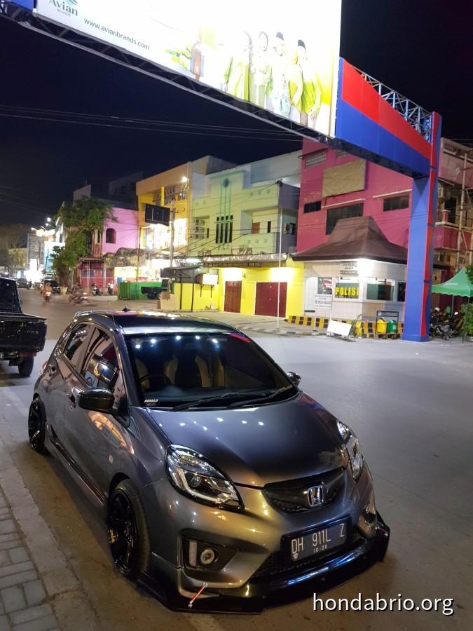 BRIO Satya E, 2015, Kota Kupang - NTT