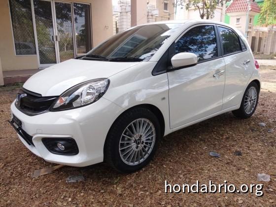 Honda Brio E/MT 2018